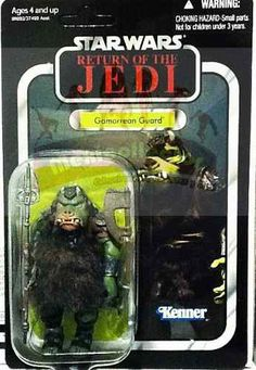 Mexicollector Gamorrean Guard Unpunched Vintage Vc21 - $249.99