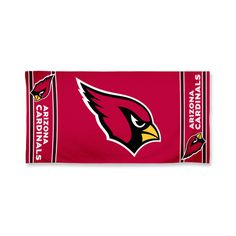 Arizona Cardinals NFL Beach Towel (30x60)