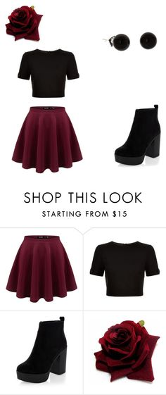 """<3"" by photastic ❤ liked on Polyvore featuring Ted Baker"