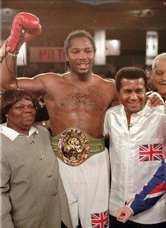 RIP Emanuel Steward... trainer of champions