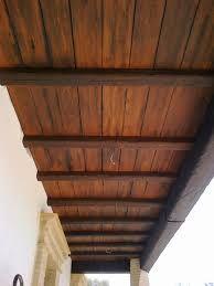 11 Techos de madera rusticos