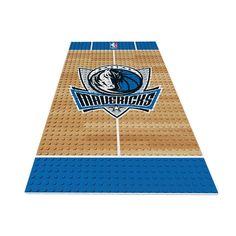 Dallas Mavericks OYO Sports NBA Display Brick Plate