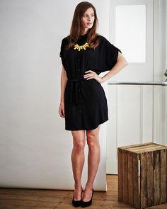 Fairly Made Lexi Shirt Dress #fairtrade