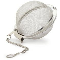 Stainless-Steel Mesh-Ball Tea Infusers