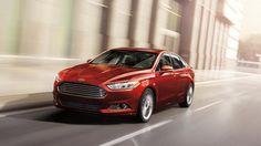 2015 Ford Fusion #AllStarAuto www.allstardenhamsprings.com