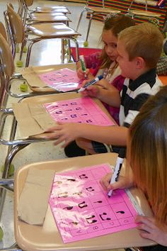 Mrs. King's Music Room: Hear it! Clap it! Write it!-2nd Grade
