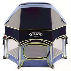 GRACO PACK N PLAY SPORT PLAYPEN AND PLAYHOUSE - OLYMPIC