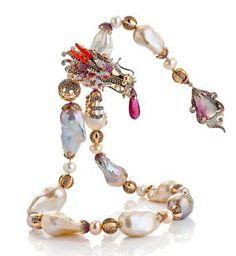 Roberto Coin dragon jewellery