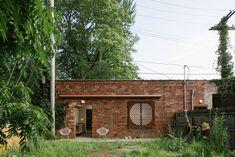 Home Workshop, Garage Workshop, Design Studio, Art Design, Interior Design, Therme Vals, New York Homes, Adaptive Reuse, Big Garden