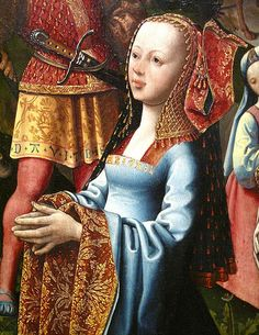 Jacob van Oostsanen, detail from David and Abigail, 1507-1508