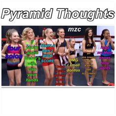 I love mackenzie, nia, paige,and kendall's quotes!
