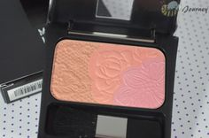 A Bumblebee´s Journey: Make Up Factory - Rosy Shine Blusher