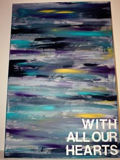 Fun paint project for toddlers.