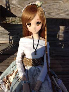 Mirai Suenaga Smart Doll by HerRoyalKittyness