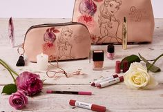 Beauty and the Beast makeup collection!