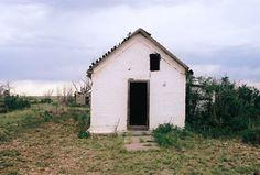 Church, Yeso, New Mexico, USA