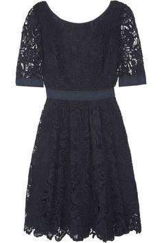Collette by Collette Dinnigan Cotton-lace dress NET-A-PORTER.COM
