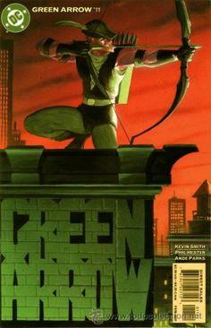 Green Arrow by Matt Wagner!