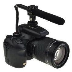 Shotgun Microphone for Canon 5D Mark II