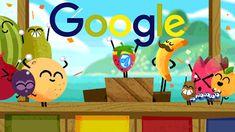 17η Μέρα των Doodle Fruit Games 2016! Μάθετε περισσότερα στο g.co/fruit