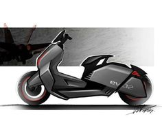 Best Electric Bikes, Electric Bicycle, Electric Scooter, Scooter Design, Motorbike Design, Futuristic Motorcycle, Scooter Motorcycle, Bike Photoshoot, Bike Sketch