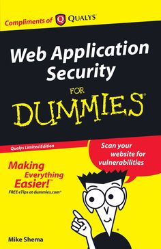#Web Application Security for Dummies by Larry Zimbler via slideshare : #Application #security