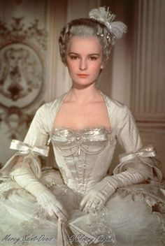 Isabelle Pia - Marie-Antoinette, Madame du Barry (1954).
