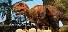 Dinosaurier-Show, Erlebnis-Museum, Indoor Spielplatz, 3D Kinos, Urzeit-Hai und Restaurant, das perfekte Familien Tages-Ausflugsziel - GONDWANA - Das Praehistorium