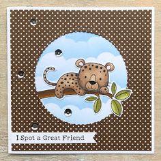 LindaCrea: Lovely Leopards #1