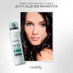 Si tu #cabello tiene exceso de #grasa, elimínalo usando este #shampoo en seco. ¡Te eliminará casi el 82% de grasa!