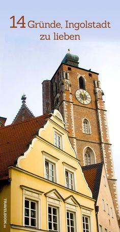 """Ingolstadt liegt stets im Schatten von München und wird meist nur als die Stadt wahrgenommen, aus der Audi stammt. Shoppingbegeisterte kennen vielleicht noch das Designer-Outlet """"Ingolstadt Village"""". TRAVELBOOK verrät aber mal, was die Stadt an der Donau wirklich kann."""