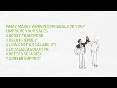 Best Sales & Marketing CRM Software  CRM Software For Sales & Marketing Sales And Marketing, Teamwork, Improve Yourself, Software