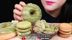 Tiny Cooking, Slime Asmr, Food Cravings, Food Videos, Baking, Fruit, Ethnic Recipes, Challenge, Relax