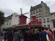 París #MoulinRougue