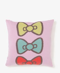 Hello Kitty® Bow Pillowcase | FOREVER 21 - 1030186777