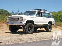 78 Jeep cherokee chief