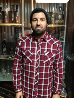 Chino Moreno (of Deftones)- His voice is so sexy, and he's just beautiful!