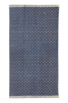 Tapis en coton à motif | H&M