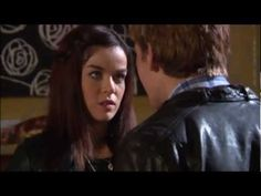 Just The Girl, Patricia + Eddie = Peddie. This is one of my favorite relationships in House of Anubis (and in general), and this is by far the best fan video I've seen so far.
