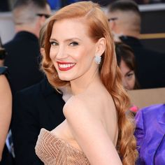 The Most Striking Red Hair Color in Hollywood