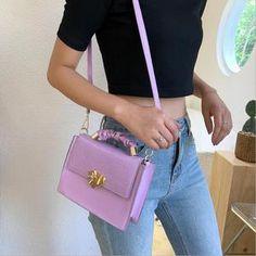 Small Handbag Designer PU Leather Shoulder Bags – sherazad shop