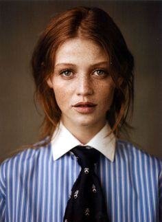 Cintia Dicker by Richard Phibbs. I love stuff like this Cintia Dicker by Richard Phibbs. I love stuff like this Cintia Dicker, Cara Delevigne, Foto Fun, Freckle Face, Face Men, Ginger Hair, Belle Photo, Redheads, Red Hair