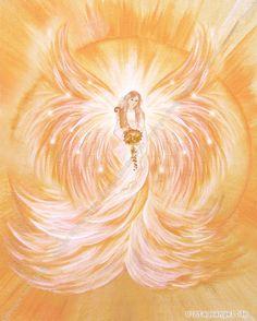 Fortuna, Engel des Glücks und Reichtums