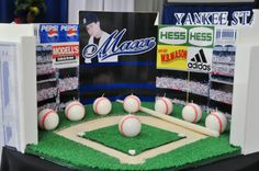 Most Bar/Bat Mitzvah celebrations have a candle lighting ceremony with a cake. We found many other creative ways to light candles, no cake at a Bar/Bat Mitzvah party. Candle Lighting Ceremony, Tennis Party, Sports Party, Lighting Logo, Display Lighting, Bar Mitzvah Party, Garden Birthday, Baseball Birthday, Baby Shower Parties