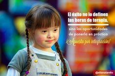 7 Ideas De Sindrome De Down Síndrome De Down Educación Inclusiva Frases De Niños