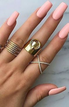 20 Cute Summer Nail Designs For 2019 While having an eye-catching manicure is a great idea all year round, there's something about summer that makes you feel more adventurous. Whether it's embracing ultra-bright. Squoval Acrylic Nails, Simple Acrylic Nails, Summer Acrylic Nails, Sns Nails Colors, Cute Nail Colors, Bright Colors, Cute Summer Nail Designs, Cute Summer Nails, Nail Summer