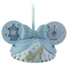 ❤️Ear Hat Cinderella Ornament