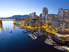 "On National Geographic Travel's list of Canada's Top 50 Places of a Lifetime: ""Vancouver #Canada50 #ExploreCanada"" #ExploreBC"