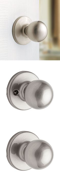 door knobs and levers 6 new kwikset polo signature series satin nickel passage hall