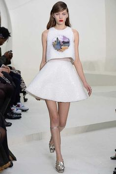 Christian Dior | Spring 2014 Couture Collection | Style.com